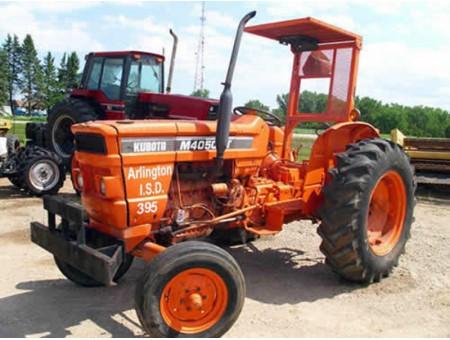 KUBOTA M4050