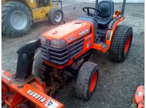 Трактор Kubota