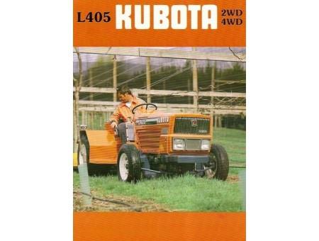 KUBOTA L405