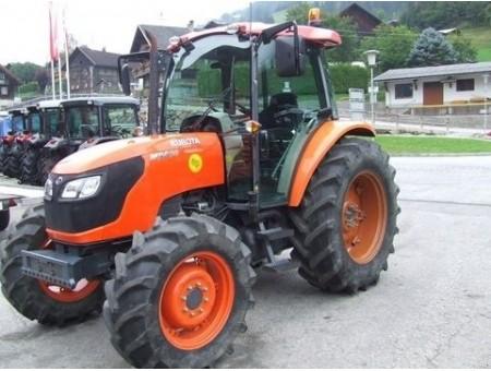 KUBOTA M9540 F1-2WD